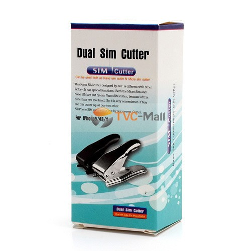 harga Dual sim cutter Tokopedia.com
