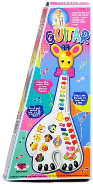 ... mainan anak piano gitar jerapah giraffe 1380 1