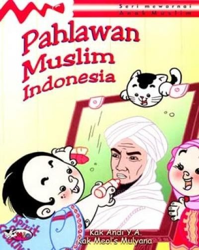 Jual Mewarnai Pahlawan Muslim Indonesia Dki Jakarta Mizan