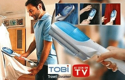 harga Setrika uap travel steamer tobi wand laundry bag dry clean pakaian denim jeans rok celana baju hem kaos cd elektronik iron tools Tokopedia.com