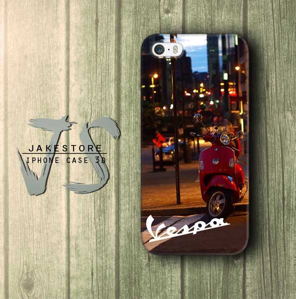 harga Vespa piaggio wallpaper iphone case scooters  casing hp casing iphone  tersedia type 4 4s 5 5s 5c Tokopedia.com