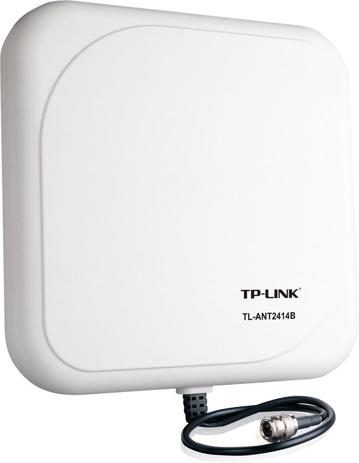harga Tp-link 2.4ghz 14dbi outdoor directional antenna tl-ant2414b Tokopedia.com
