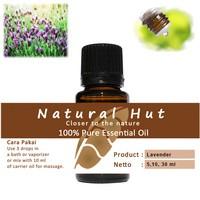 Foto Produk 100% PURE ESSENTIAL OIL (LAVENDER) - 10ml dari Natural Hut