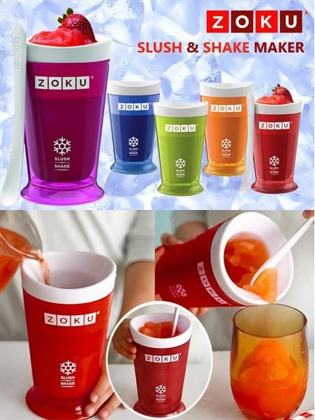 harga Zoku magic 'slush & shake' maker / shaker: cara buat slushie - milkshake dalam 7 menit ^_^ Tokopedia.com