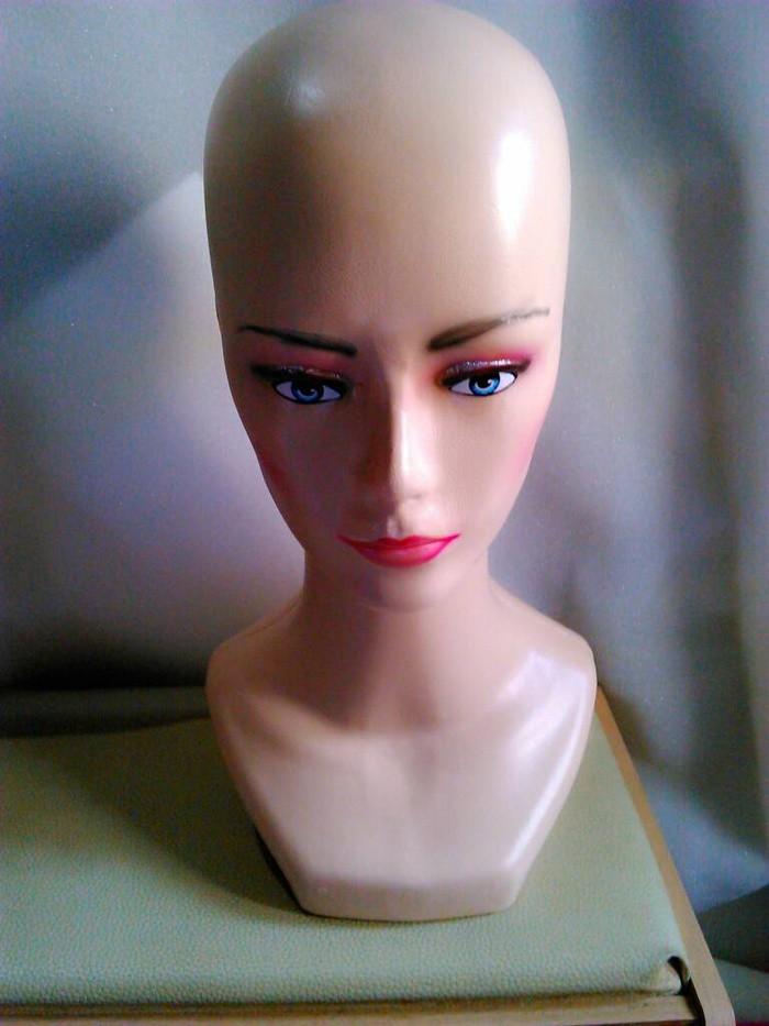 Jual Patung kepala wajah cantik   display jilbab   manekin kepala ... bd9bd4c0db
