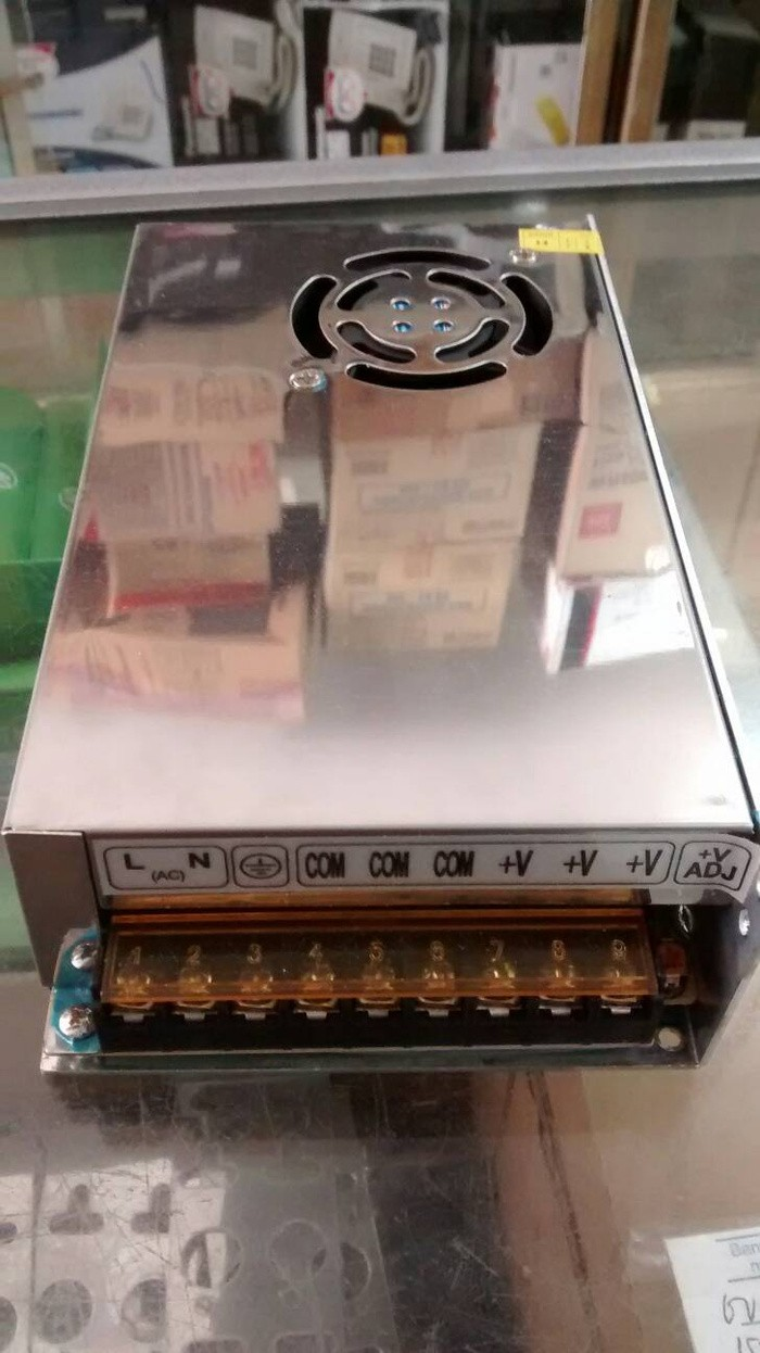 harga Power supply (adaptor) switching 12v (12 volt) 20a (20 ampere) Tokopedia.com