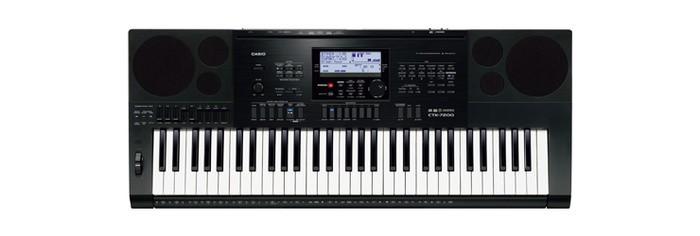 Jual Keyboard Casio CTK 7200 Seri Terbaru Dari Casio