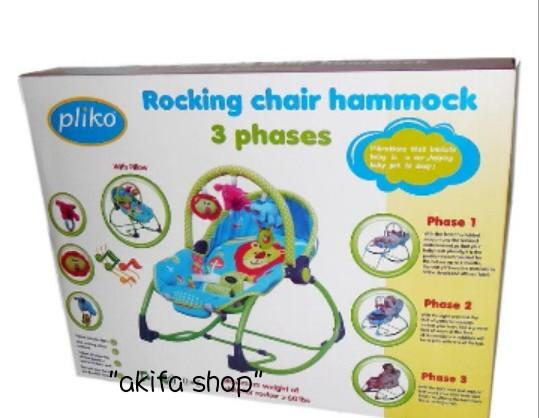 Jual Pliko Rocking Chair Hammock Akifa Shop Tokopedia