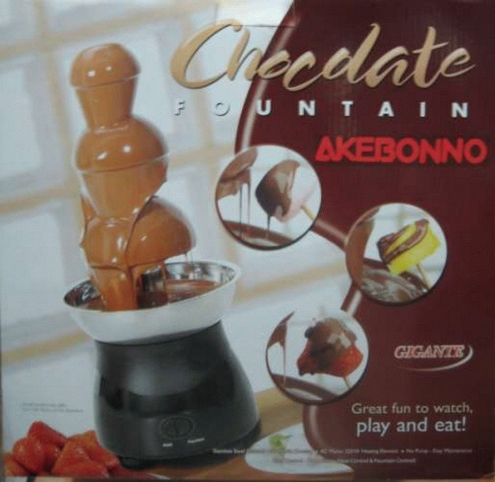 harga Akebonno chocolate fountain Tokopedia.com