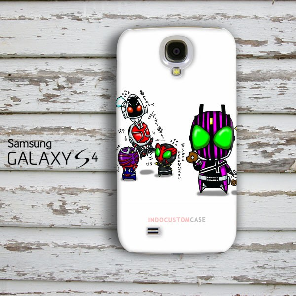 harga Kamen rider  samsung galaxy s4 custom hard case Tokopedia.com