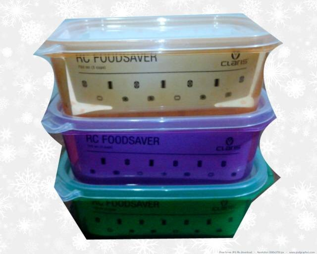 Jual air tight sealed container gift set - Jakarta Barat - Ailen Collection  | Tokopedia