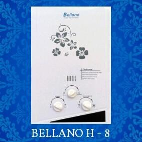 Water Heater Gas Bellano
