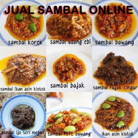 SAMBAL ONLINE Cuk! OLEH OLEH Khas Surabaya Asli Murah, JUAL SAMBAL BAWANG, JUAL