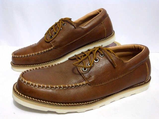 Jual sepatu Blacmaster original handmade bandung   low boot kulit ... 0fc8c29ec3