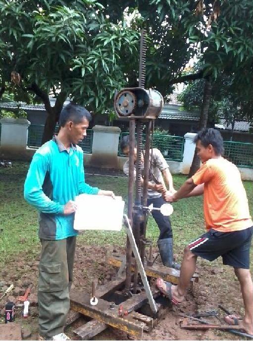 Jual Jasa Sondir Dan Boring Kota Bekasi Revology 06 Tokopedia