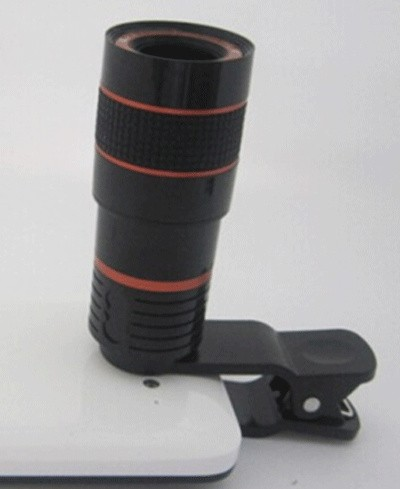 harga Universal clip mobile phone telescope lens 8x optical zoom Tokopedia.com