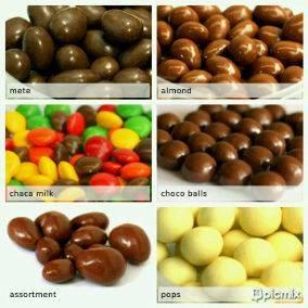 Jual Aneka macam coklat kiloan - I-COCHOLATE  7c179fbb40