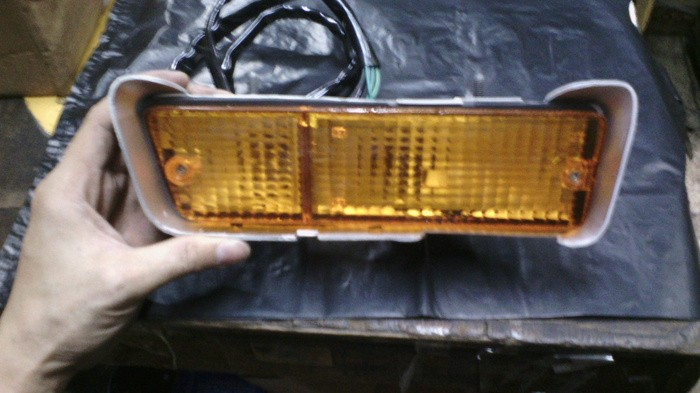 Jual Sen Depan Chevrolet Luv Kbd 25 Kanan Rh Cahaya Sejati Shop