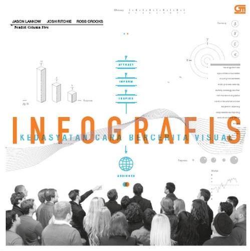 harga Infografis: kedahsyatan cara bercerita visual Tokopedia.com
