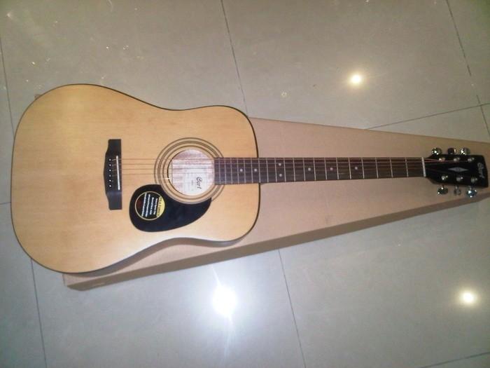 harga Gitar akustik elektrik cort ad810ns/ ad 810 ns (original) Tokopedia.com