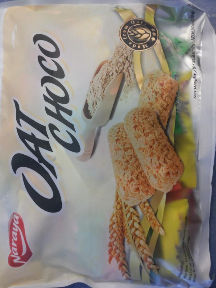 Oat Choco Naraya (Promo Grosir)