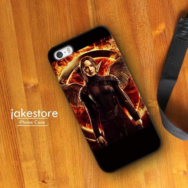 harga Mockingjay hunger games iphone case casing 4 4s 5 5s 5c hardcase Tokopedia.com
