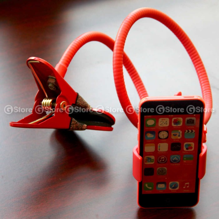 Lazypod / Lazy Pod Flexible Tongsis Monopod for Smartphone