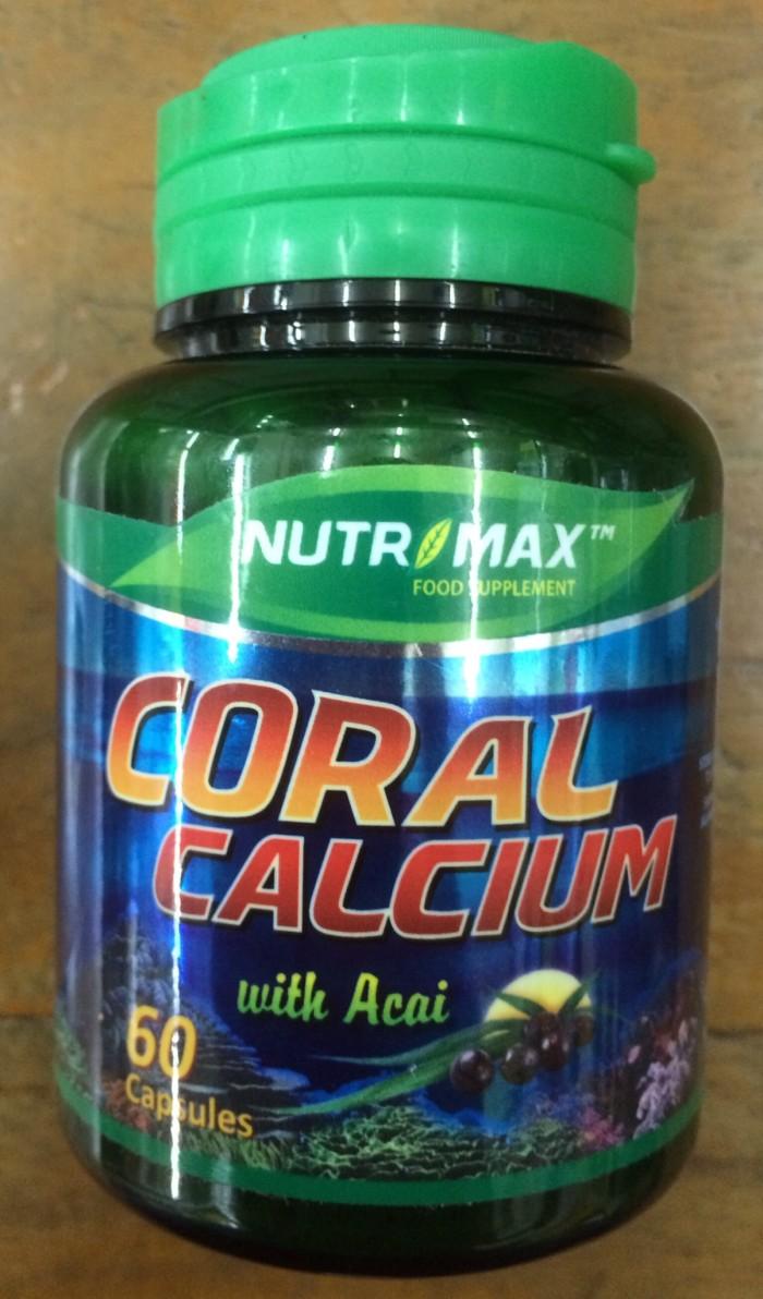 Nutrimax Coral Calcium With Acai