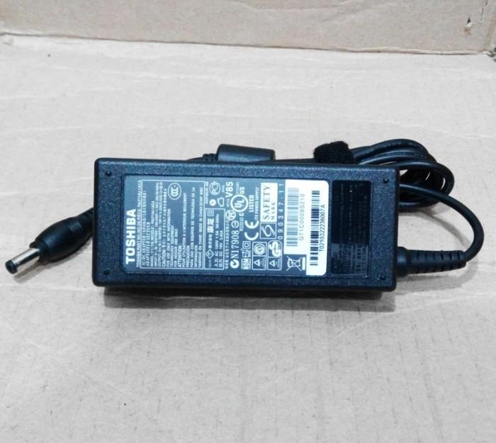 harga (ori) adaptor / charger laptop toshiba satellite (ouput: 19v-3.42a) Tokopedia.com
