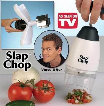 Katalog Slap Chop Travelbon.com