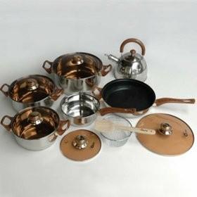 Oxone eco cookware set 12+2