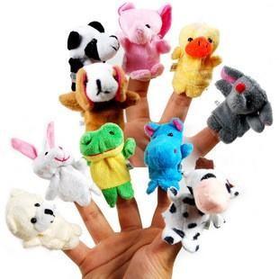 harga Mainan edukatif - boneka jari - bori animal/binatang 1set (10pcs) Tokopedia.com