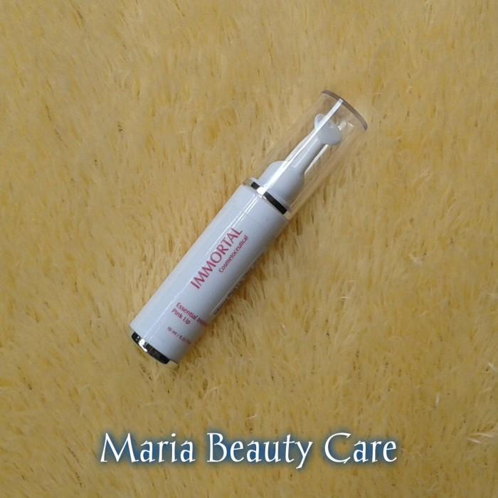 Immortal Essential Intense Pink Lip -- Pelembab Bibir / Pemerah Bibir
