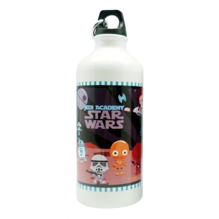 Botol Minum Alumunium Gambar Star Wars Bisa Custom by Char & Coll