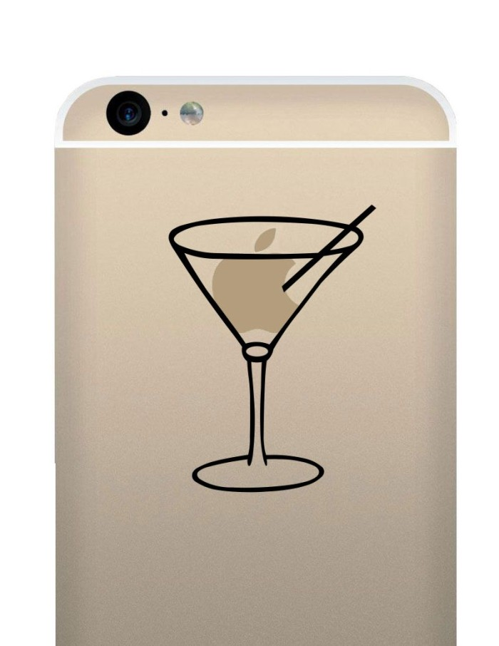 harga Tokomonster decal sticker apple syrup new iphone Tokopedia.com