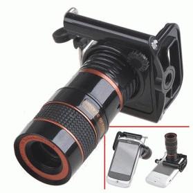 harga Mobile phone telescope lens 8x optical zoom with universal clamp Tokopedia.com