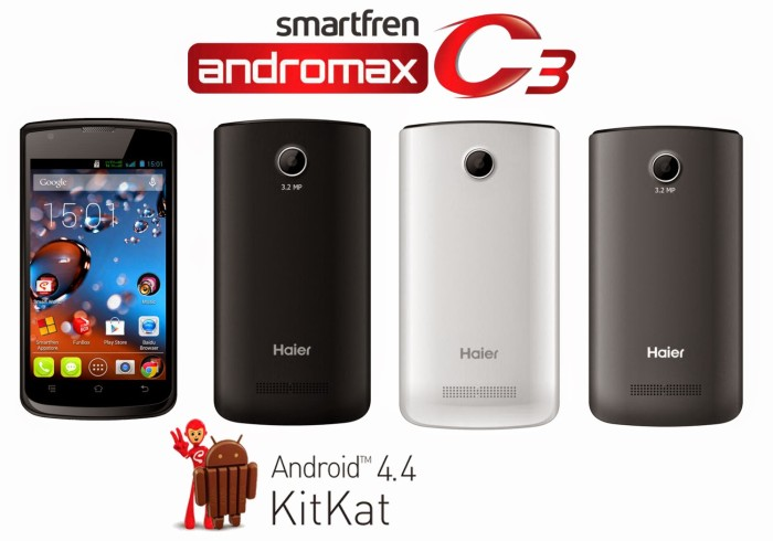 Cara Software Hp Smartfren Andromax C3
