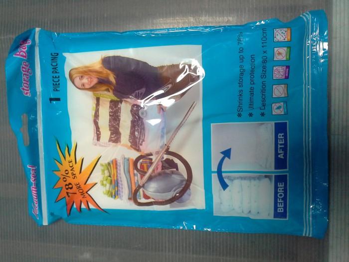 Foto Produk Vacuum Bag uk. 80 x110cm dari Grosir Vacuum Bag