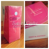 harga Pure collagen whitening drink original / dinkes 613317536224 / box Tokopedia.com