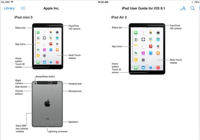 harga Apple ipad mini 3 64gb wifii + cellular original garansi resmi 1 tahun Tokopedia.com