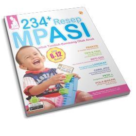 harga 234+ resep mpasi untuk tumbuh kembang otak anak Tokopedia.com
