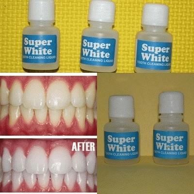 Jual Super White Cairan Pemutih Gigi Ampuh Meiling Shop Tokopedia