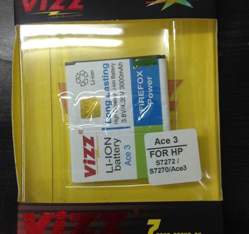 harga Baterai vizz samsung ace 3 - s7272 / s7270 dan galaxy v / ace 4 Tokopedia.com