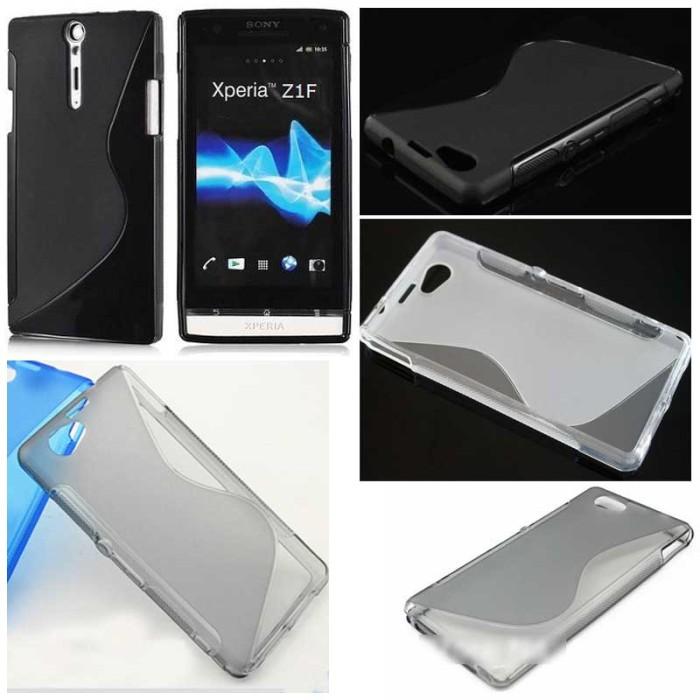 harga Stylish stpu soft case sony xperia z1 compact d5503 Tokopedia.com