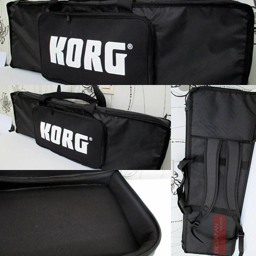 harga Tas keyboard korg micro aranger / x5d hitam orange ( melayani grosir dan eceran ) Tokopedia.com
