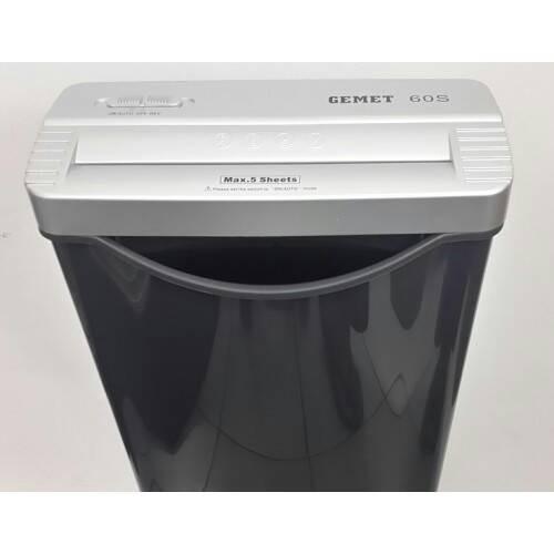 Gemet 60s - paper shredder