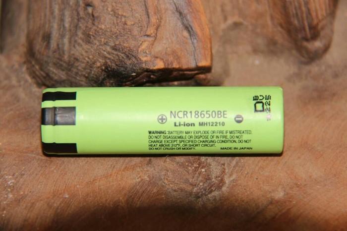 harga Baterai lion 3,7 volt original panasonic ncr18650be 3200mah Tokopedia.com