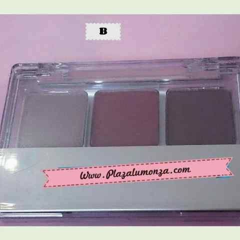 Wardah Eyeshadow (Seri B)