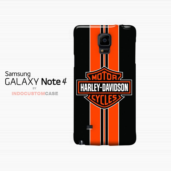 harga Harley davidson logo  galaxy note 4 custom hard case Tokopedia.com