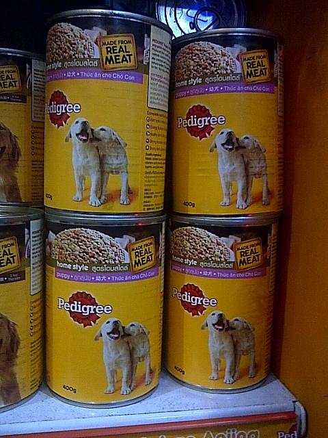harga Makanan anjing kornet pedigree puppy Tokopedia.com